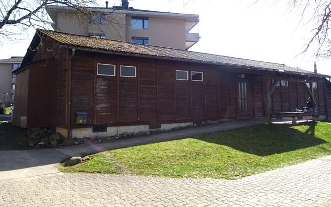 Hitz-Pavillon-Holz